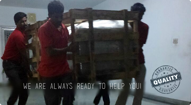 VRL Relocation Packers and Movers in Chennai