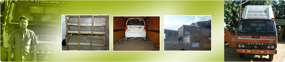 VRL Relocation Packers and Movers in Tambaram