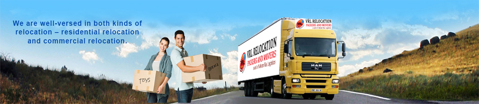 VRL Relocation Packers and Movers in Pazhavanthangal
