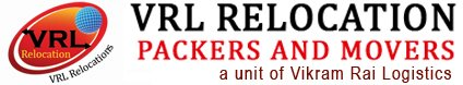 vrl relocation Hyderabad packers and movers logo